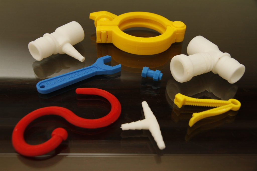 How 3D Printing Is Revolutionizing Disaster Relief | Isabel