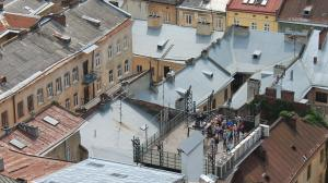 Rooftops of Lviv