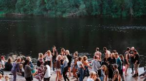 Event by the Lake